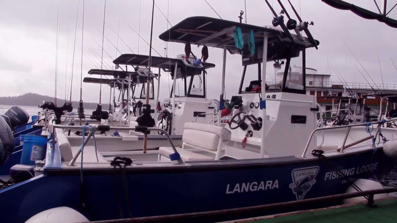 Langara fishing lodge the pioneers of langara island for Langara fishing lodge