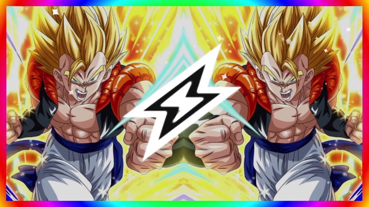 DRAGON BALL FUSION GOGETA THEME (TRAP REMIX) - JBASIBOI
