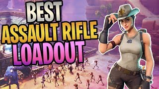 FORTNITE - Wie man 💯% Crit Chance (First Shot Rio Save The World Gameplay)