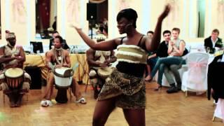 �������� ���� Африканские танцы