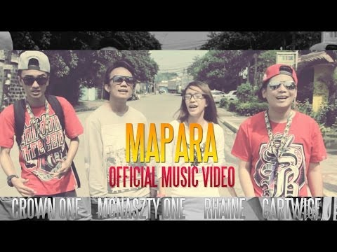 MaPara - Cartwice, Mcnaszty One, Crown One & Rhaine (Official Music Video)