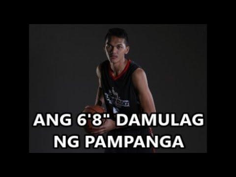 "Justine Baltazar: 6'8"" Gilas Pilipinas PF Prospect"