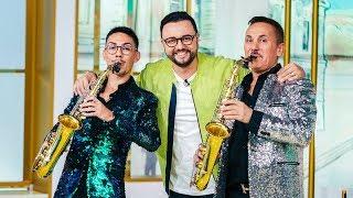 Petrica si Armin Nicoara, regii saxofonului din Banat