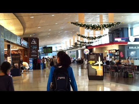 A Tour of Auckland (International) Airport