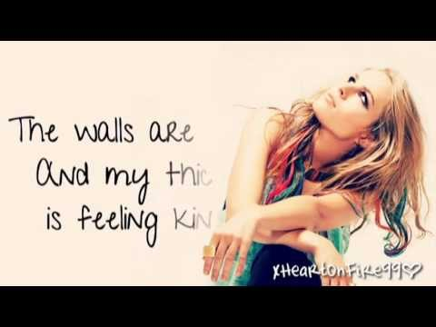 Bridgit Mendler - 5:15 (Lyrics Video)