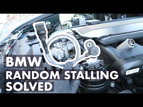 BMW Random Stalling Issue Solved! P0340 Intake Camshaft Position Sensor