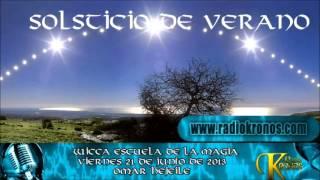 SOLSTICIO DEL VERANO