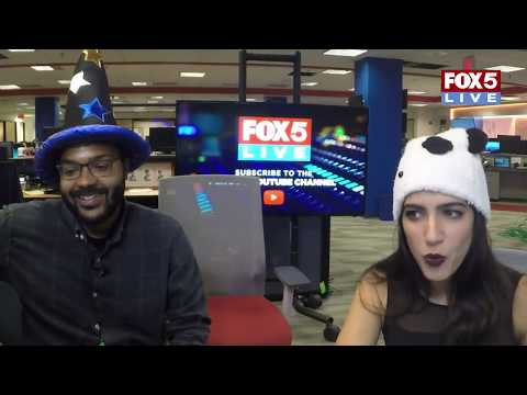 FOX 5 LIVE (10/31): Halloween special recap and live from Capitol Hill: all breaking news