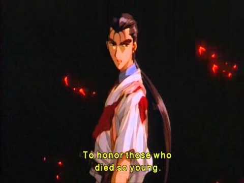 Samurai X - Kenshin Himura vs Aizu Clan Leader