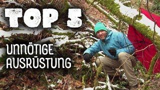 UNNÖTIG: 5 Dinge, die Du beim Trekking nicht brauchst! - Wanderausrüstung, Deutschland