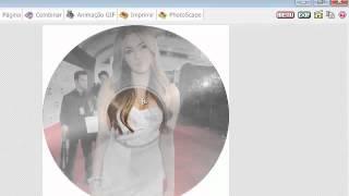 Tutorial - Como fazer um CD no PhotoScape - By AnaFSantos1403