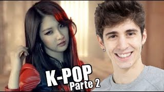 FAVIJ REACTION: K-POP (Parte 2)