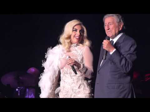 Lady Gaga & Tony Bennett - The Lady Is A Tramp (Live In Concord)