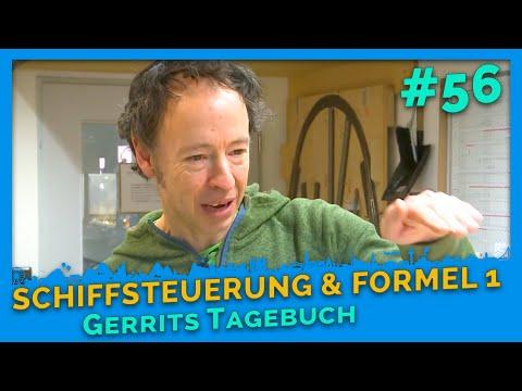 Gerrits Tagebuch Vol. 56 - Transrapid * Schiffssteuerung * Formel 1