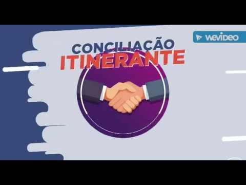 Conciliação Itinerante do Tribunal de Justiça do Maranhão em Luis Domingues MA