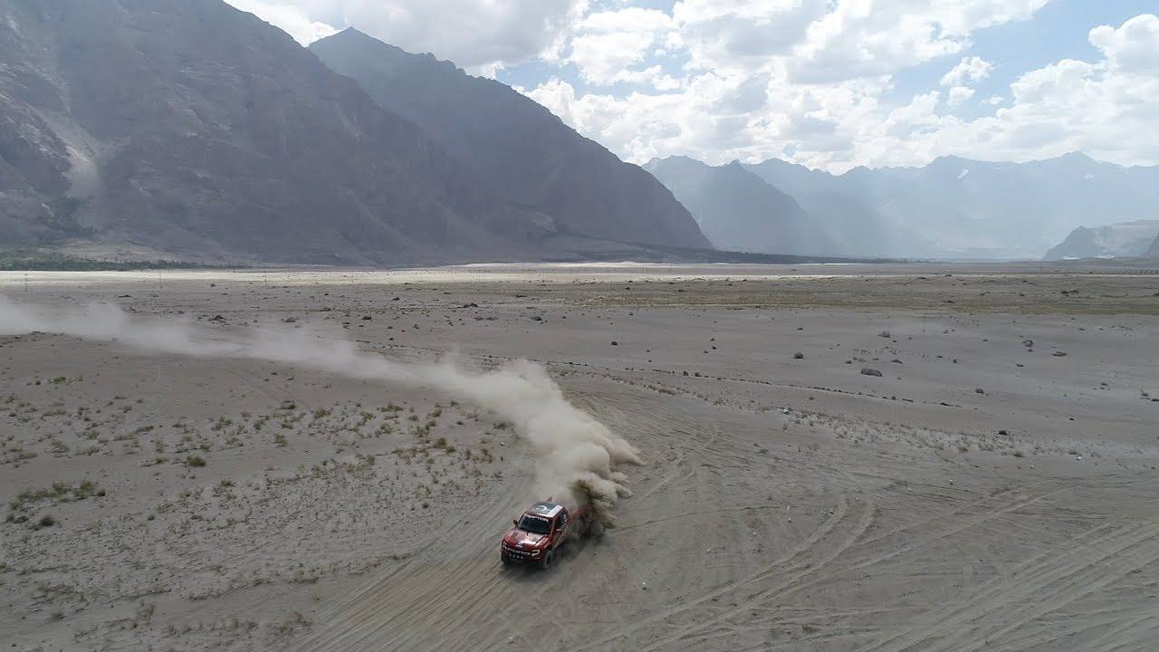 Sarfaranga Desert Rally Pakwheels