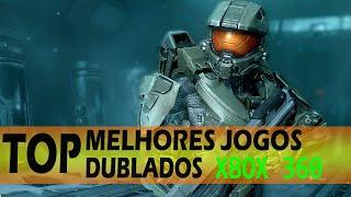 Top 10 Melhores Jogos dublados do Xbox 360