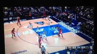 NBA 2K14 - ASUS X550LB Gameplay (High In-Game Video Settings)