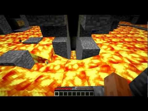 Minecraft The Crescent Island Experiment Part 4