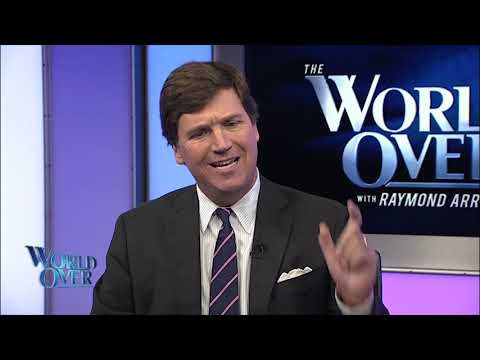 World Over - 2018-11-15 – Fox News Channel Host Tucker Carlson with Raymond Arroyo