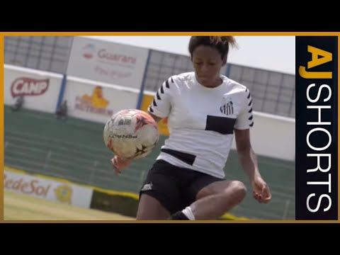 🇬🇲 A woman's game: Fatim Jawara l AJ Shorts