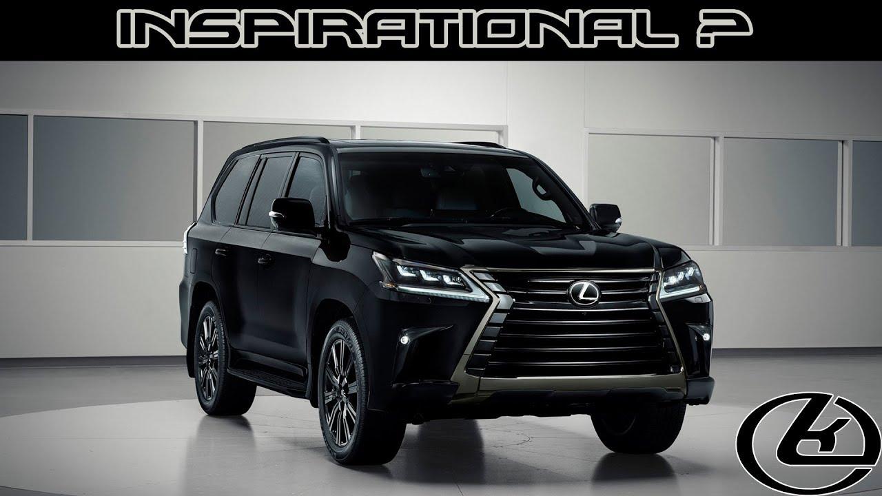 LX 570 Inspiration Edition - The Last LX?