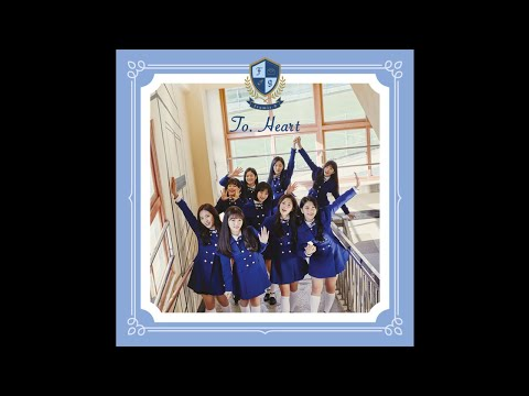 fromis_9 - 피노키오 (Pinocchio)  [Mini Album 'To. Heart']