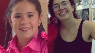 El diván de Valentina - Antes y Después.