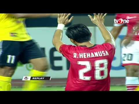 Persija Jakarta vs Semen Padang FC: 2-0 All Goals & Highlights - Liga 1