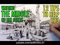 Writing the MIDDLE of the Story: 12 Tips