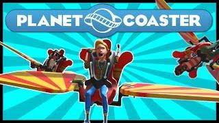 Planet Coaster - 01 - Битва Пиратов!