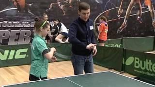 В Ярославле стартовал Чемпионат России по настольному теннису