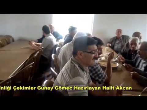 Boyabat Muratlı Köyü Yağmur Duası