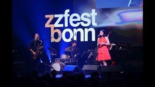 "Jazzfest Bonn 2017: J. Tabatabai & D. Klein Quartett, ""Was sagt man zu den Menschen..."""