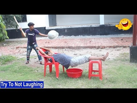 Must Watch New Funny Comedy Videos 2019 / Episode 16 / FM TV