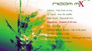 Dancehall EFX Riddim Mix [December 2010]