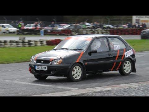 Oisin Keane RSA Rallysprint Tynagh