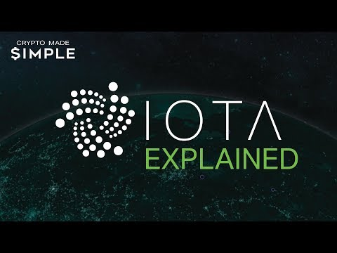 What is IOTA? How Tangle is better than Blockchain
