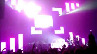 Skrillex live @ Abstract Music Festival San Diego Part 1