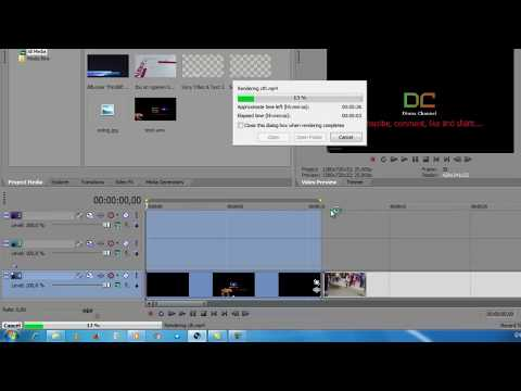 Render Video Jadi Cepat dengan Ukuran Video 10 kali lebih kecil dengan video kualitas HD terbaik, si.