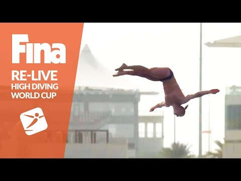 RE-LIVE | FINA High Diving World Cup 2017 | Day 2 - Part 2/2