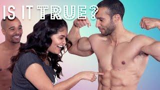 Women Prefer Muscular Men Is It True