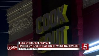 2 Sought In Cook Out Restaurant Robbery