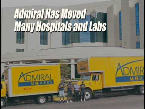 Admiral Movers - Your Montgomery and Area Mover | Montgomery Al Mover