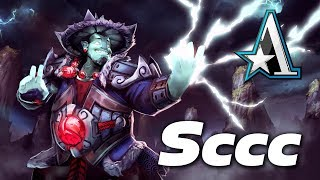 Sccc Storm Spirit - ELECTRIC RAMPAGE! - Dota 2 Pro Gameplay
