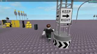 TRAFFIC LIGHTS ON ROBLOX