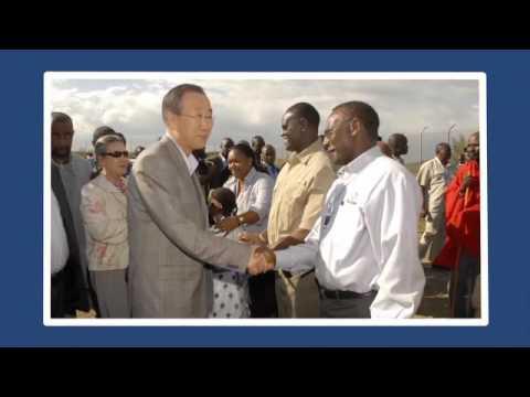 Edward Njoroge ISO President Candidate