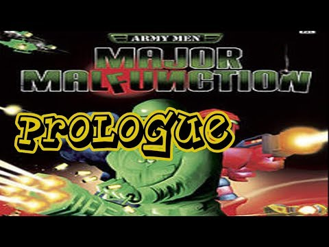 Army Men Major Malfunction || Prologue