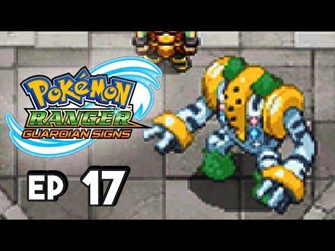 Pokemon Ranger Guardian Signs Part 17 REGIGIGAS! Gameplay Walkthrough