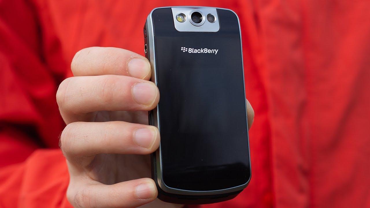 Blackberry Flip-Phone in 2020?! �� - YouTube